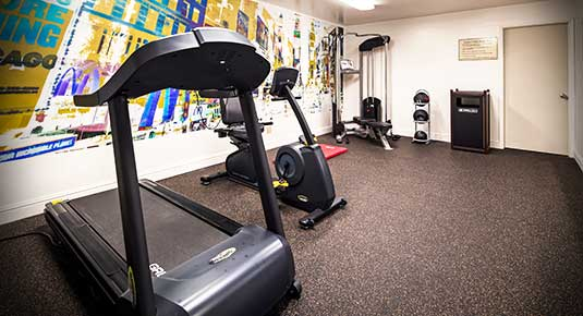 fitness center - Welcome to Concord CA hotel