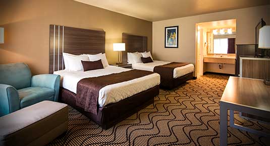 Two bedroom - Welcome to Concord CA hotel